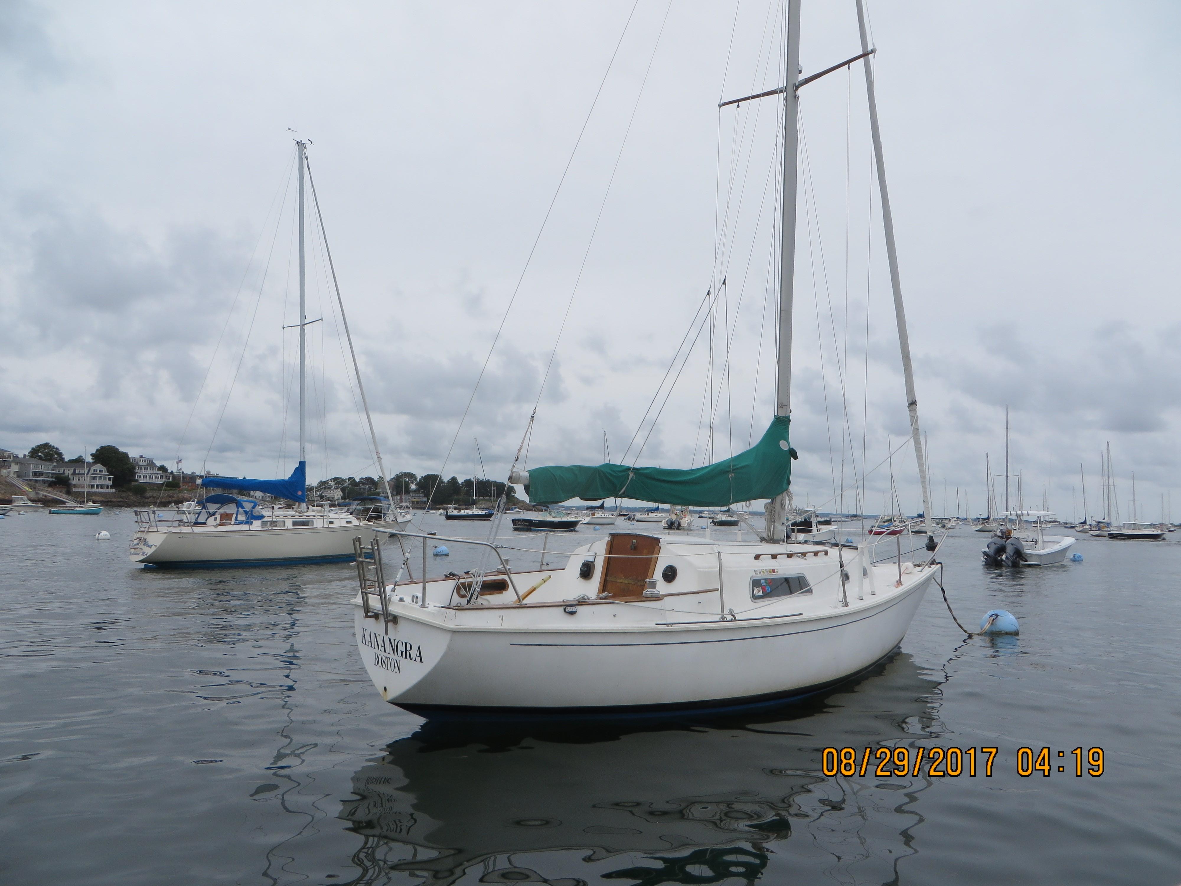 Pearson 30 Sailboat Image